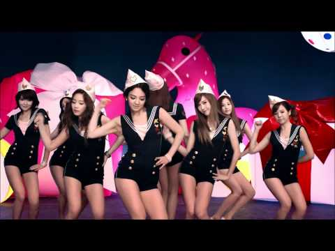 SNSD/Girls' Generation: Genie (JPN Ver.)