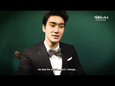 interview king of drama (siwon): King of Dramas