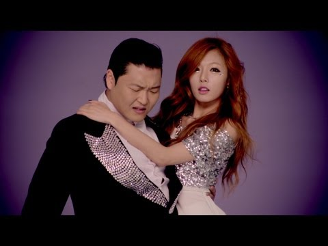 HyunA: Oppa is Just My Style (w/ PSY)
