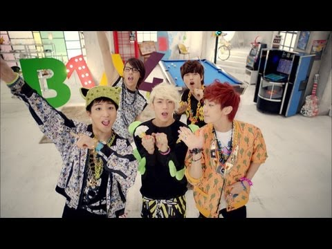 B1A4: Beautiful Target (Japanese ver.)