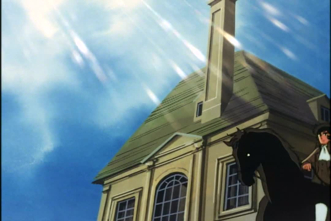 The Rose of Versailles Episode 3: Sparks Fly at Versailles