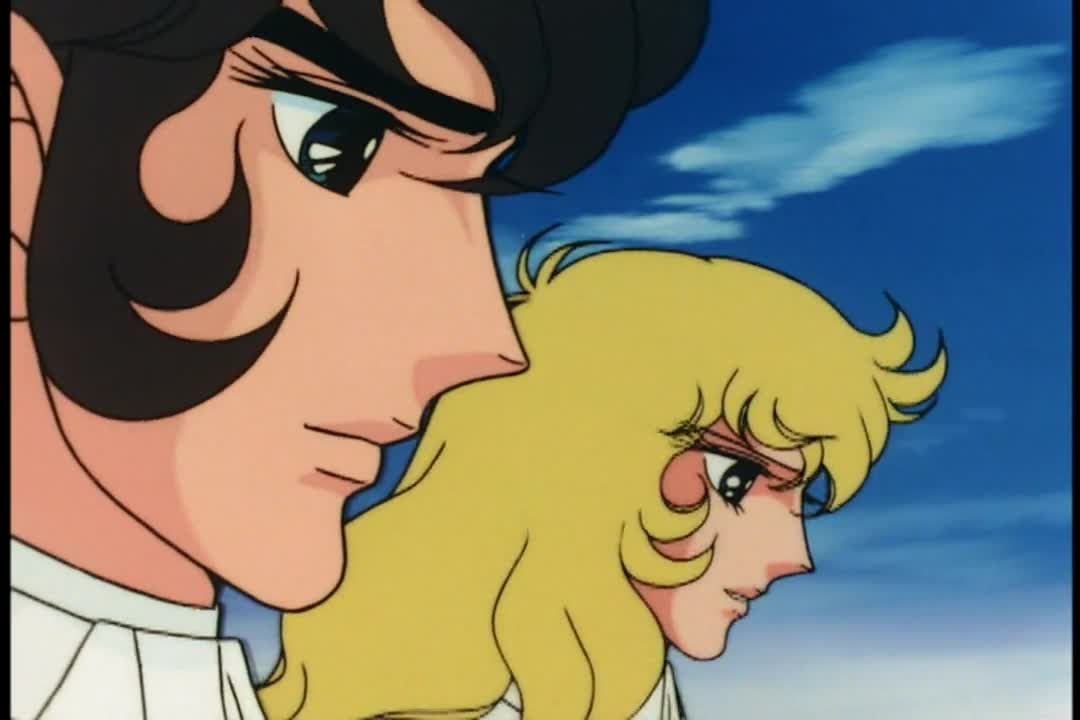 The Rose of Versailles Episode 19: Farewell, Little Sister!