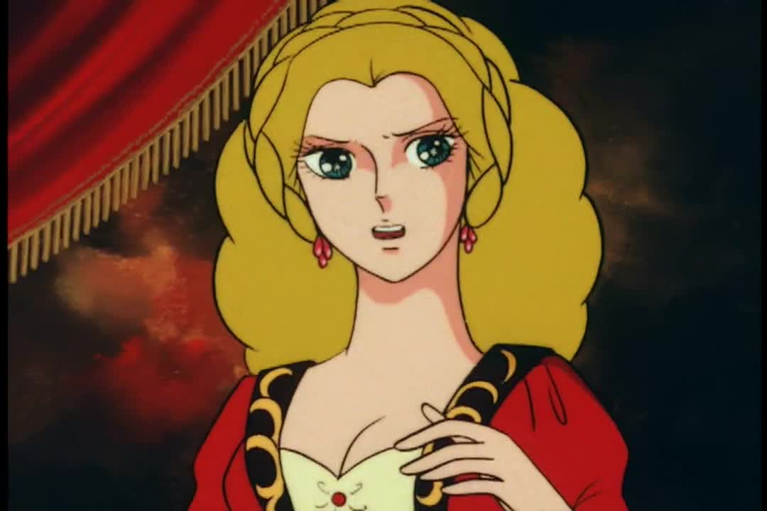 The Rose of Versailles Episode 9: The Sun Sets, the Sun Rises