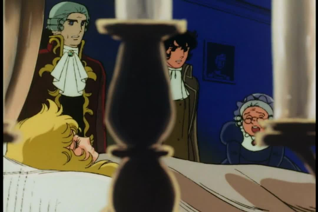 The Rose of Versailles Episode 18: Suddenly, Like Icarus
