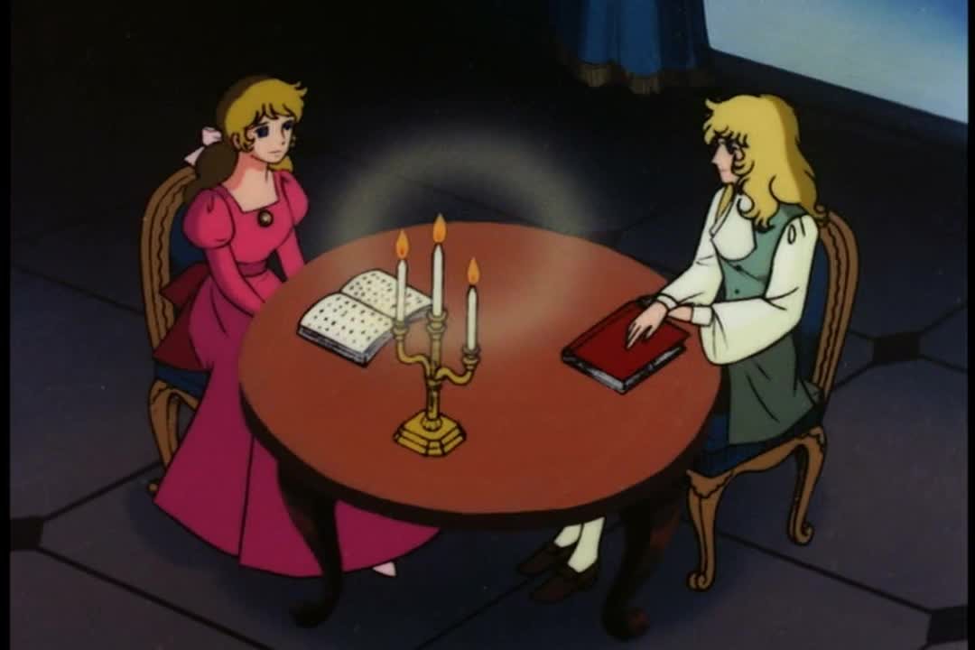 The Rose of Versailles Episode 17: Now, the Moment of Encounter