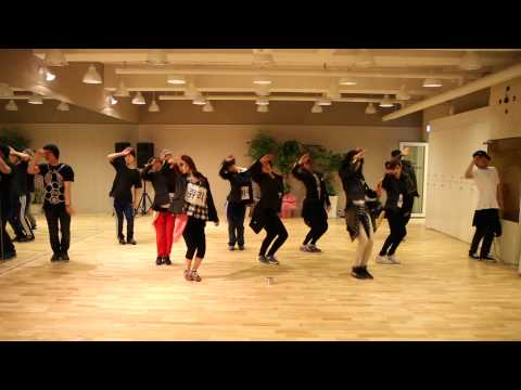 Cry Cry (Dance Practice): T-ara