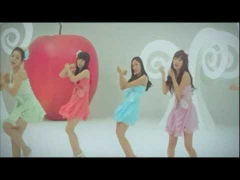 T-ara: Apple is A