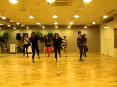 Lovey Dovey (Dance Practice): T-ara