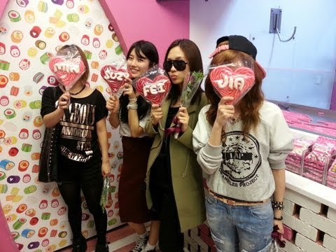 """[Special Clip] miss A """"Happy Valentine's Day"""": miss A"""