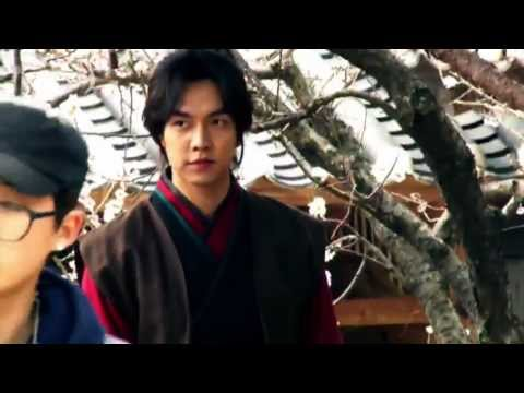 [BTS] Lee Seung Gi's Greeting & Filming: Gu Family Book