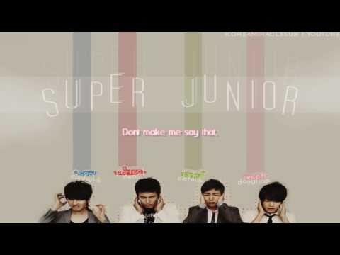 Super Junior - Over: Super Junior
