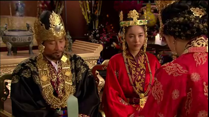Ja Myung Go Episode 9