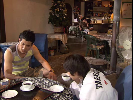 Coffee Prince Episode 1