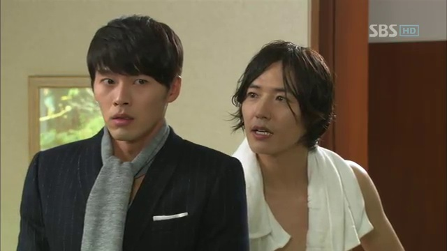 Secret Garden Episode 6: -