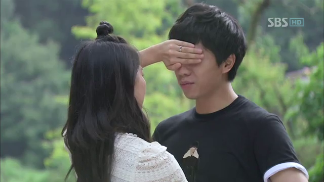 My Girlfriend Is a Gumiho Episode 9