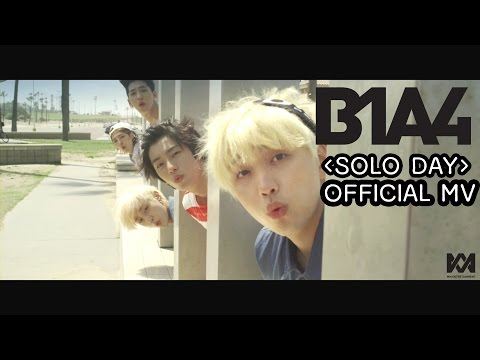 B1A4: Solo Day