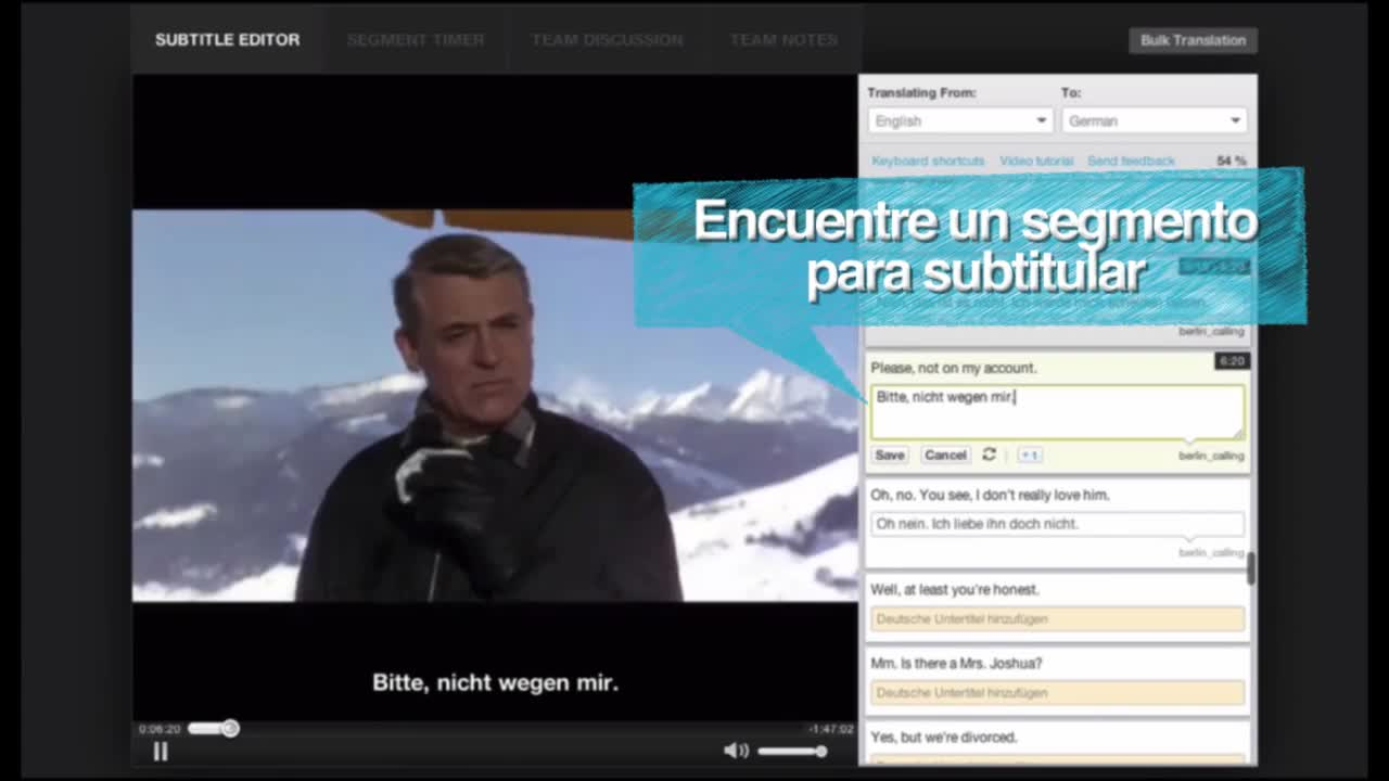 Viki U Episode 2: Spanish Intro to Subtitling