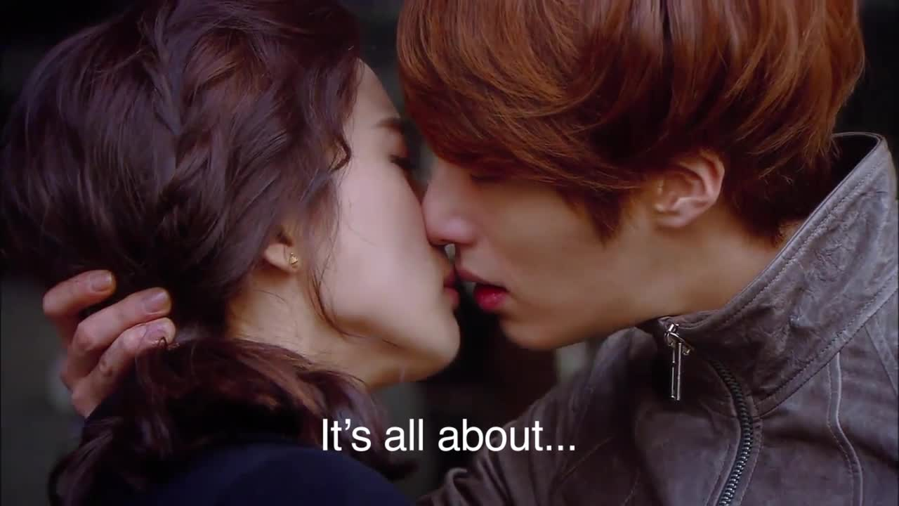 Official Viki Channel Episode 8: The Korean Drama Kiss ad