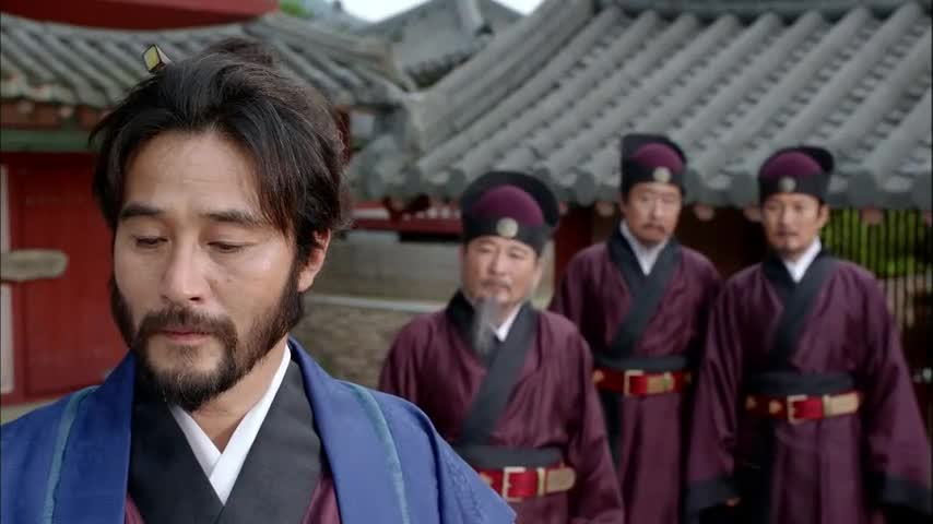 The Blade and Petal Episode 1