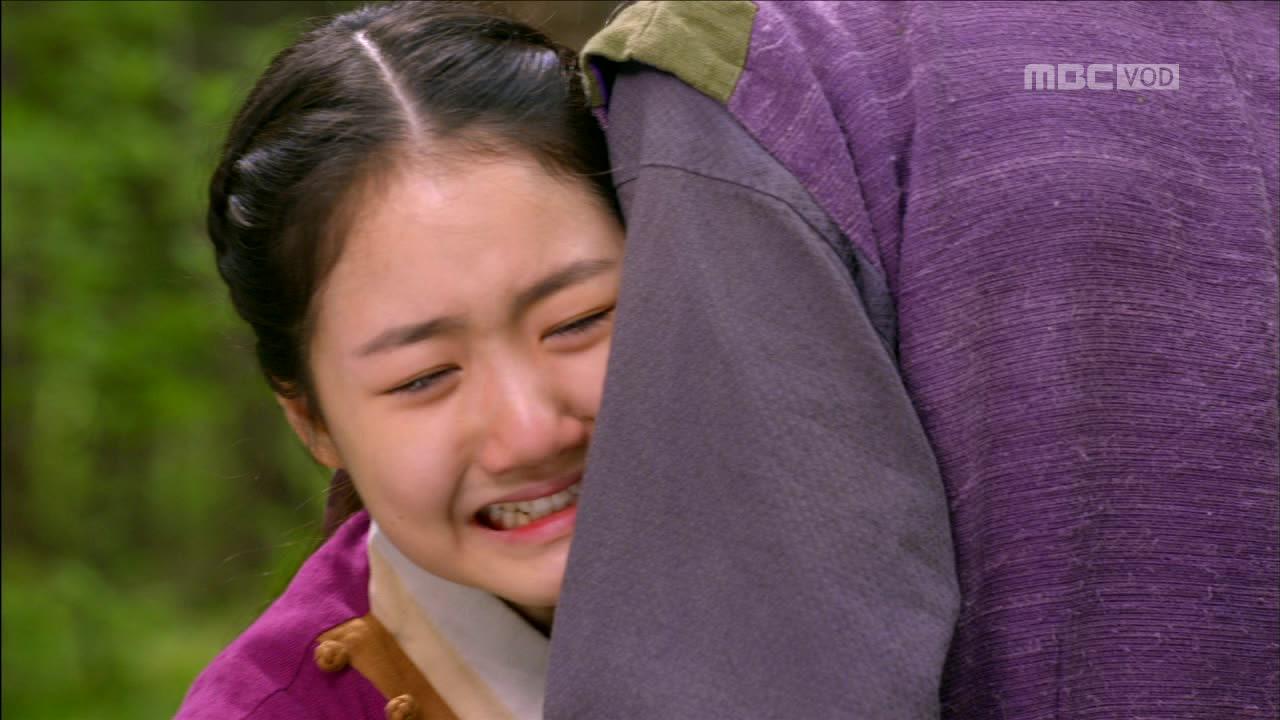 La Diosa De Fuego, Jung-Yi Episodio 1