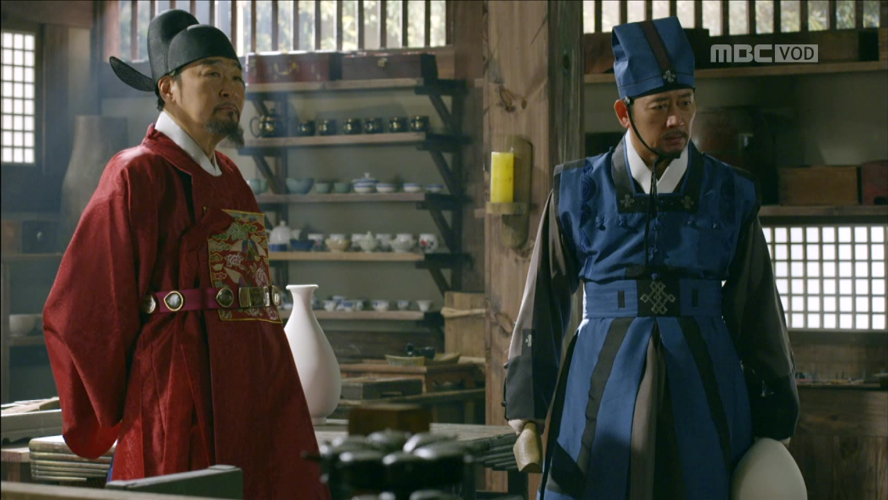 Jung Yi, the Goddess of Fire Episode 1