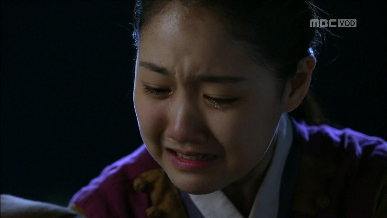La Diosa De Fuego, Jung-Yi Episodio 5