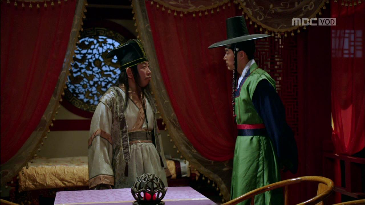 Jung Yi, the Goddess of Fire Episode 12
