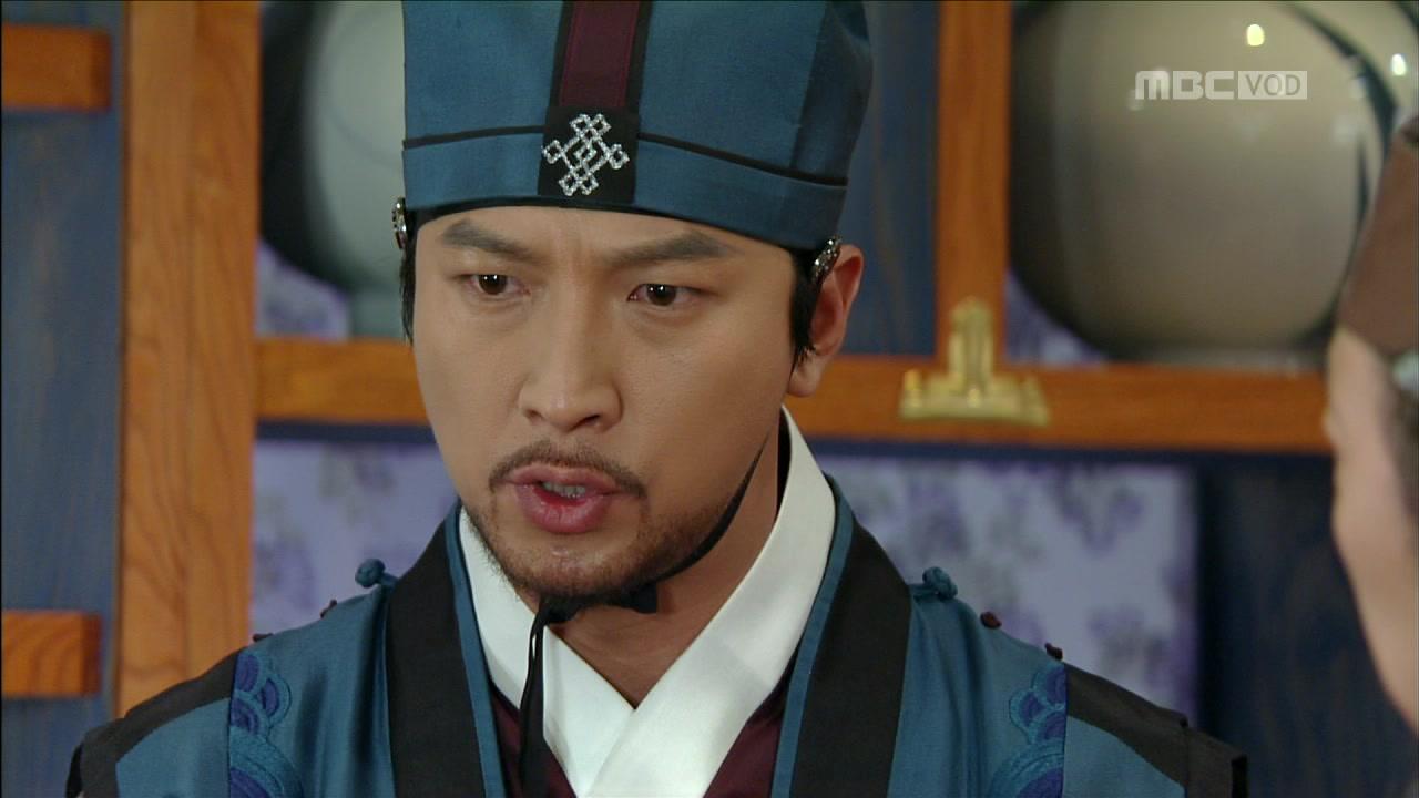 Jung Yi, the Goddess of Fire Episode 15