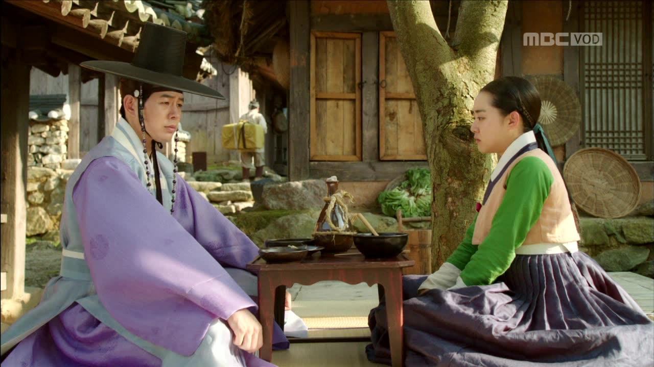 Jung Yi, the Goddess of Fire Episode 16