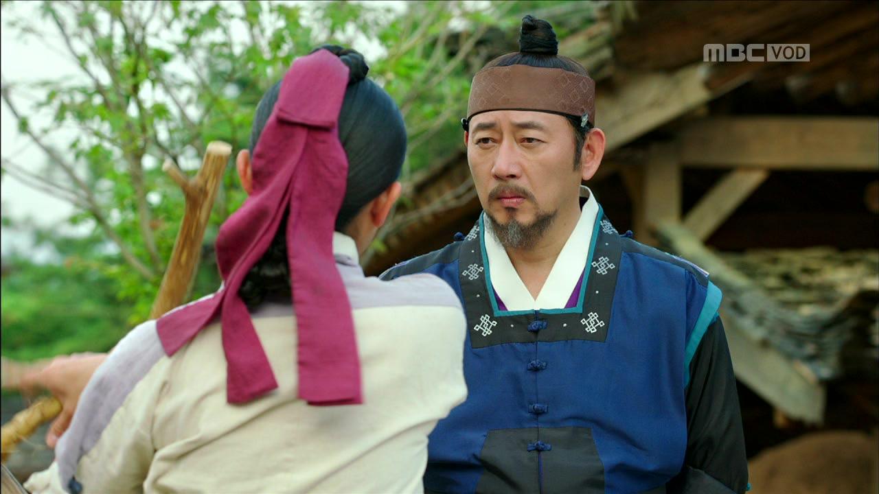 Jung Yi, the Goddess of Fire Episode 17