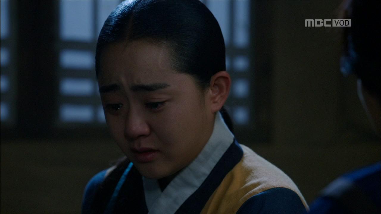 Jung Yi, the Goddess of Fire Episode 19