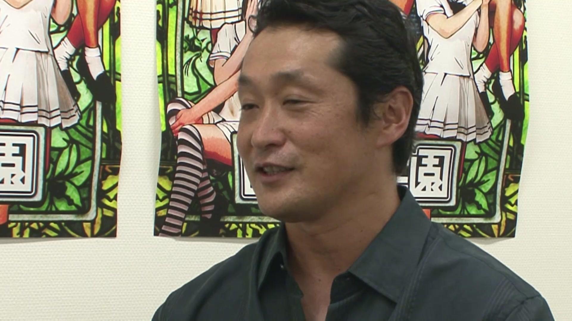 Director's Interview - Koichi Sakamoto: Innocent Lilies