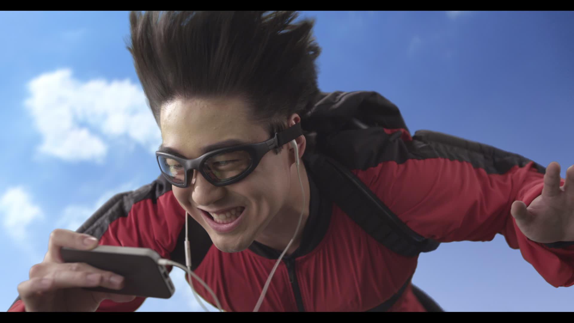 Official Viki Channel Episode 11: Viki Skydiving Commercial