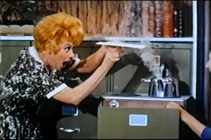 The Lucy Show Season 5 Episode 5
