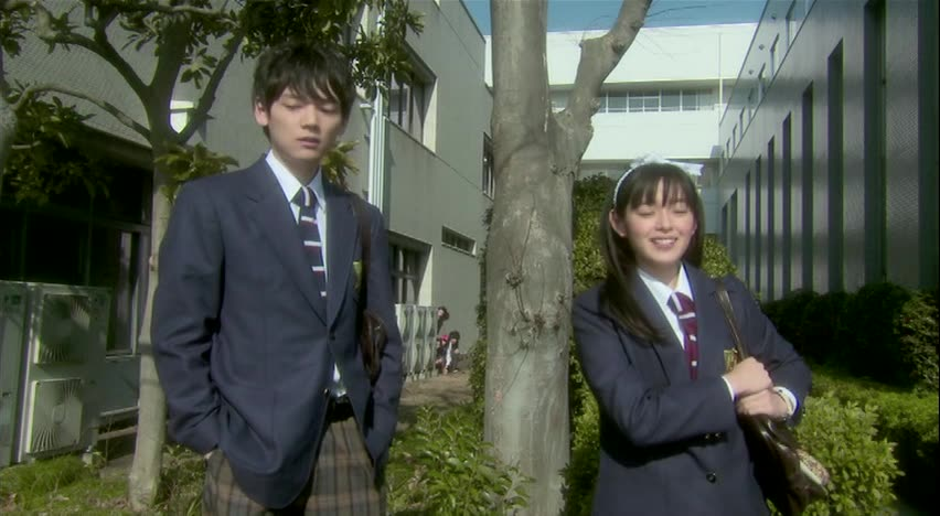 Trailer: Mischievous Kiss: Love in TOKYO