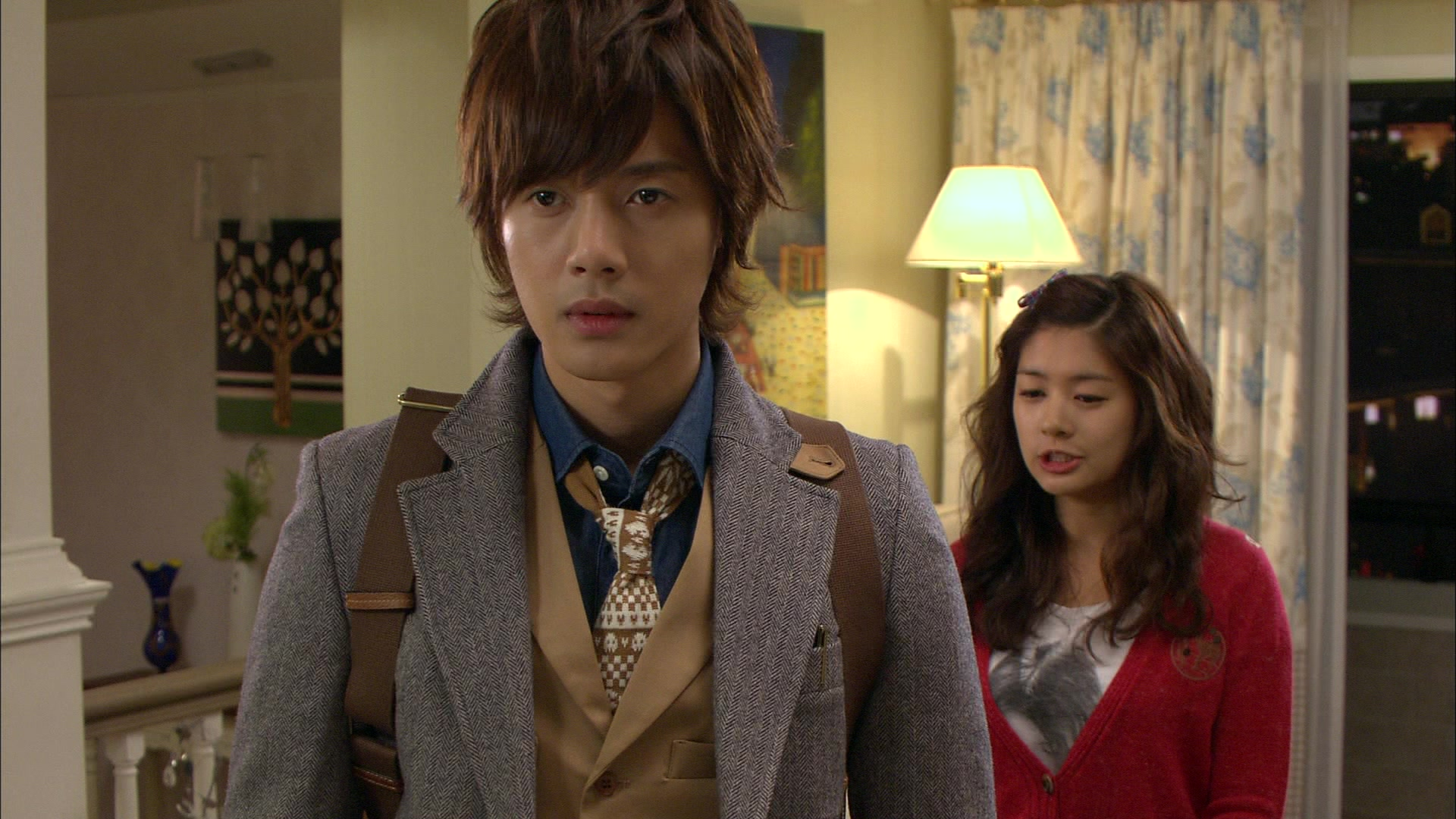 Joon Gu Proposes to Ha Ni: Playful Kiss