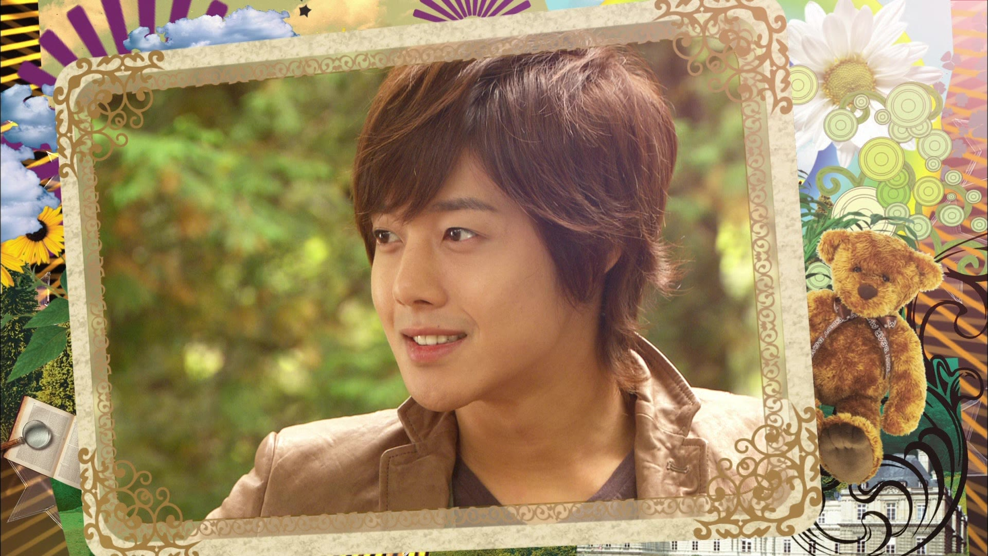 Seung Jo-Ha Ni Hot Rain Kiss: Playful Kiss