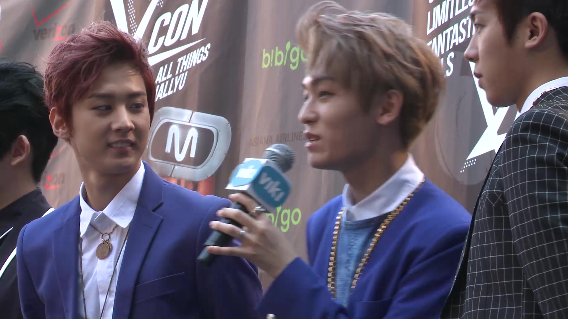 KCON 2014 Episode 5: Teen Top on the Red Carpet with Eric Nam