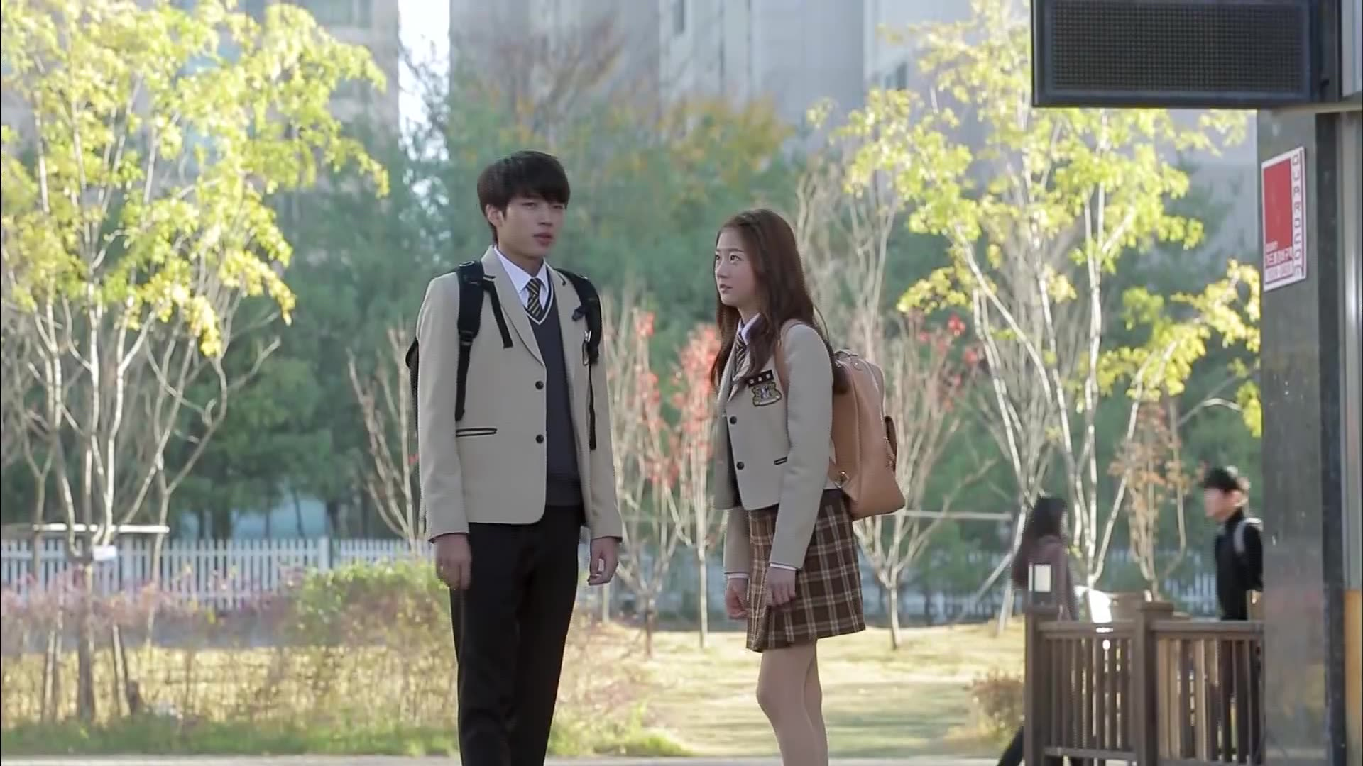 Woo Hyun's Lullaby: Hi! School: Love On