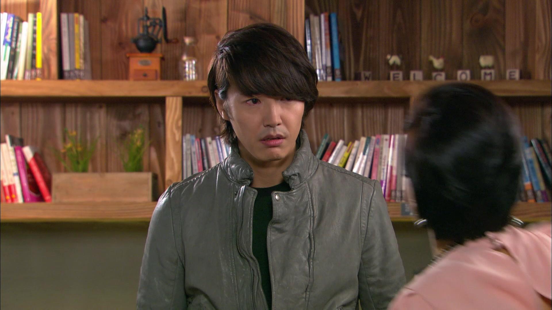Tae Sun Gives Oska Sass: Secret Garden