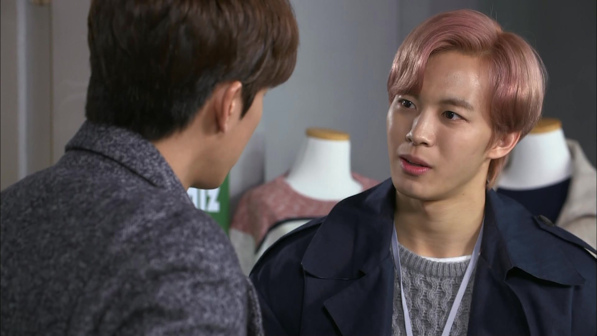 VIXX's Hong Bin's Special Cameo!: Family Is Coming
