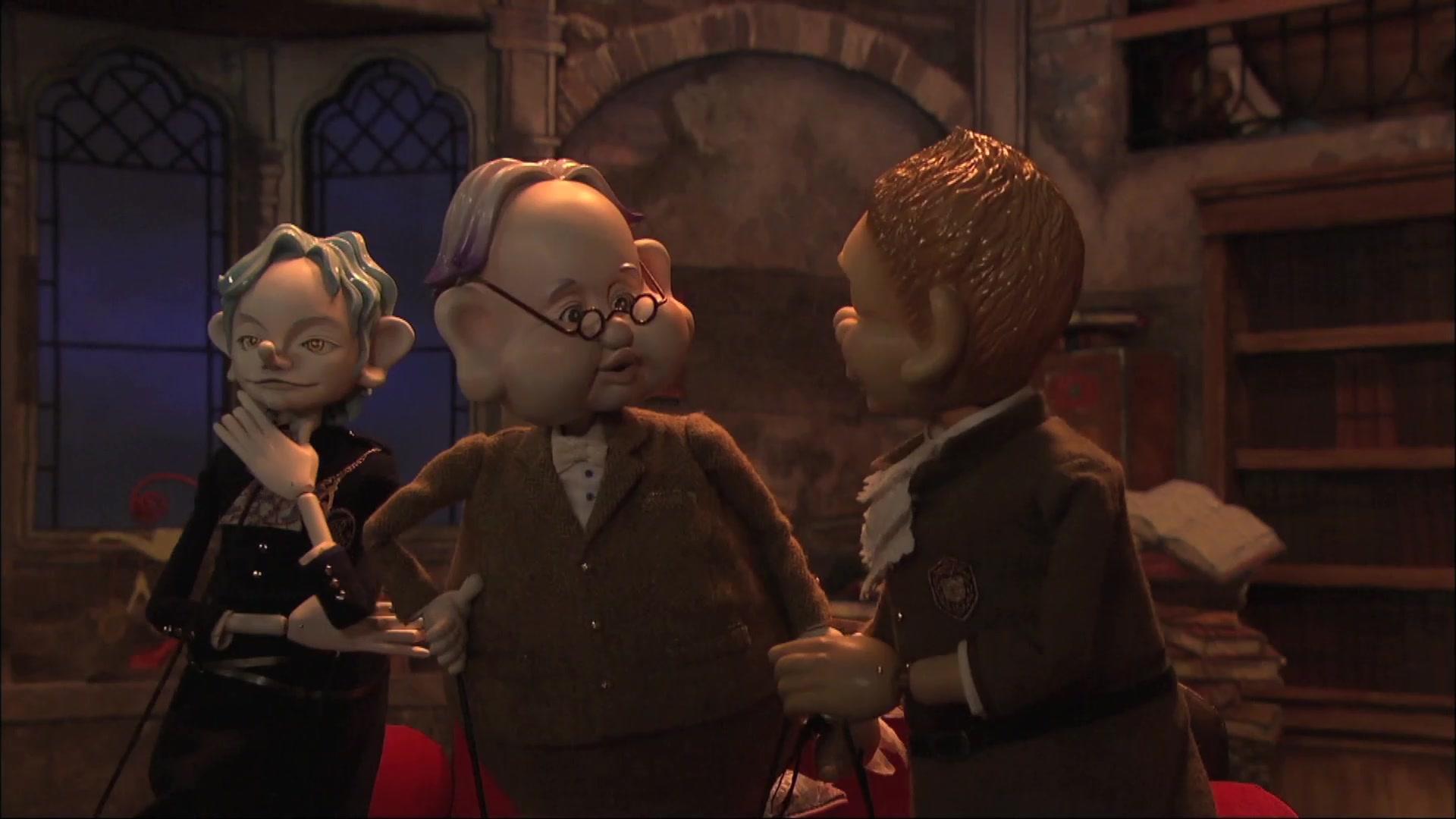 Sherlock Holmes (Puppet Entertainment) Episode 3