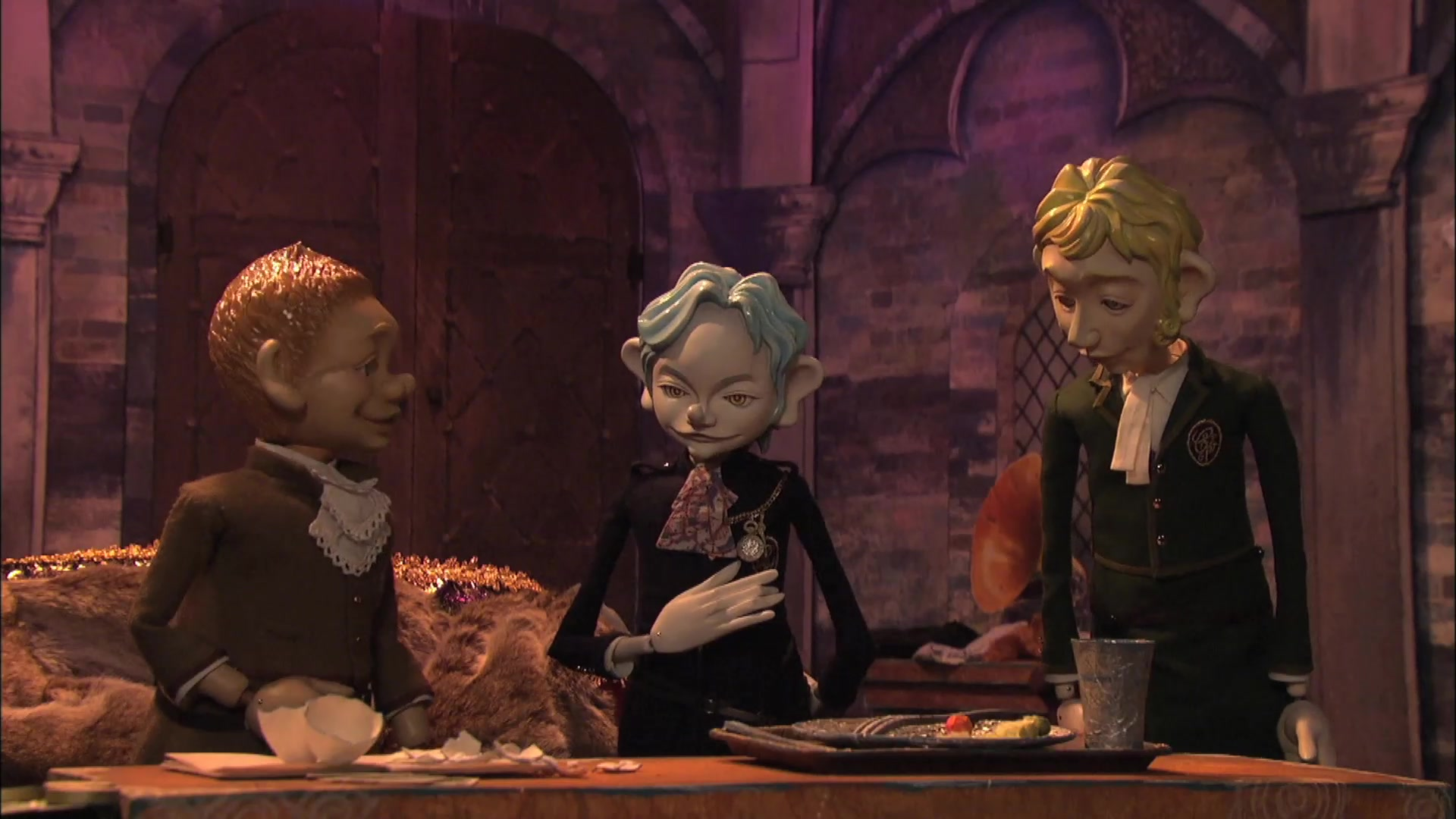 Sherlock Holmes (Puppet Entertainment) Episode 2