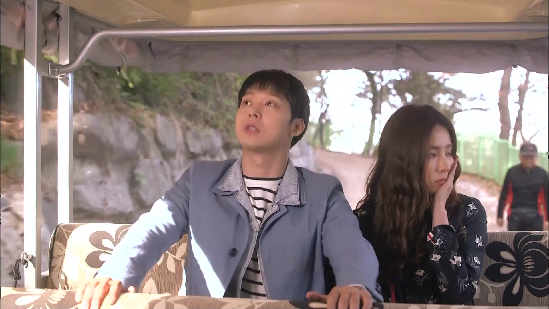 Moo Gak and Cho Rim's Accidental Kiss: The Girl Who Sees Smells