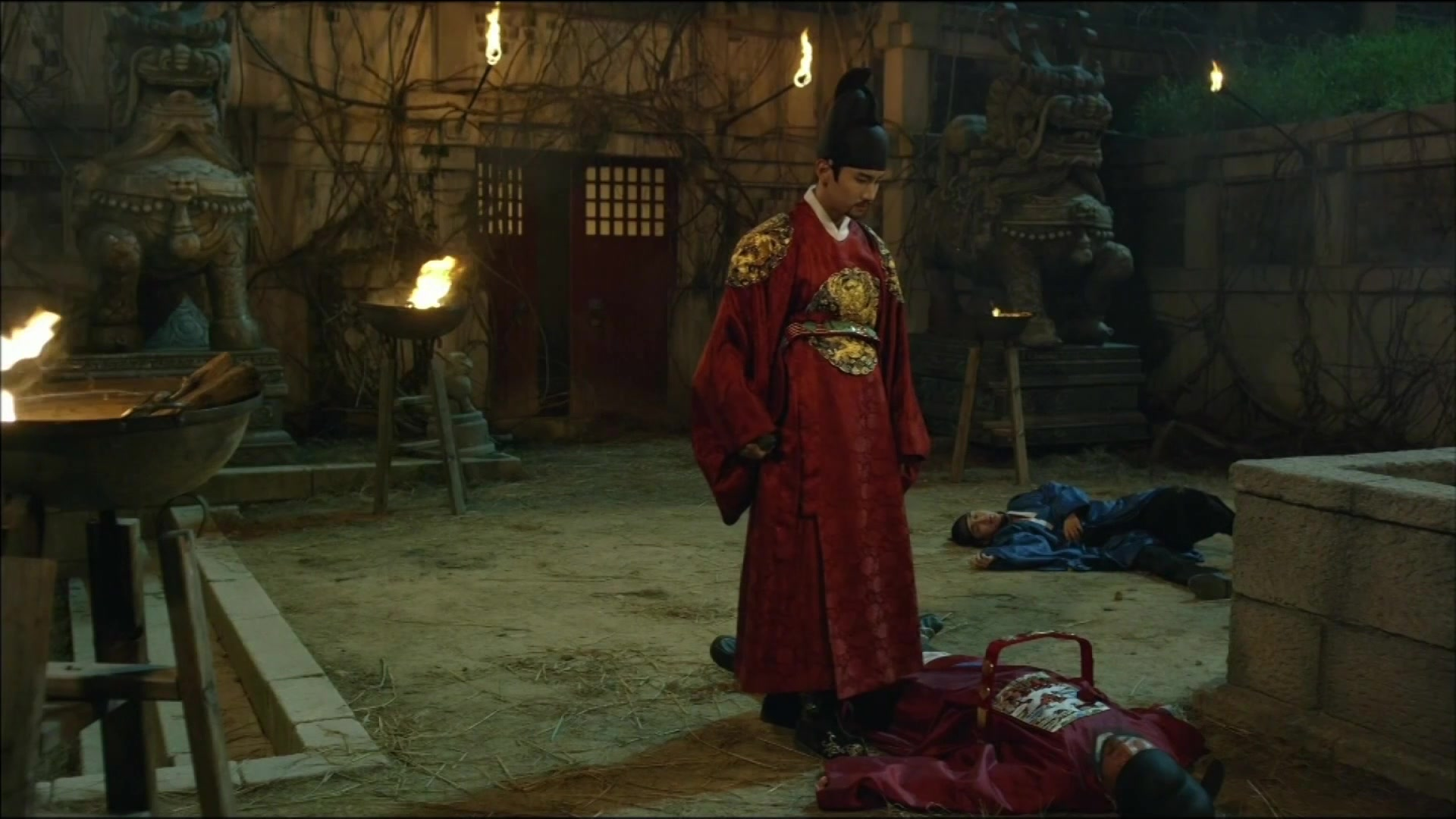 Scholar Who Walks The Night Episode 17