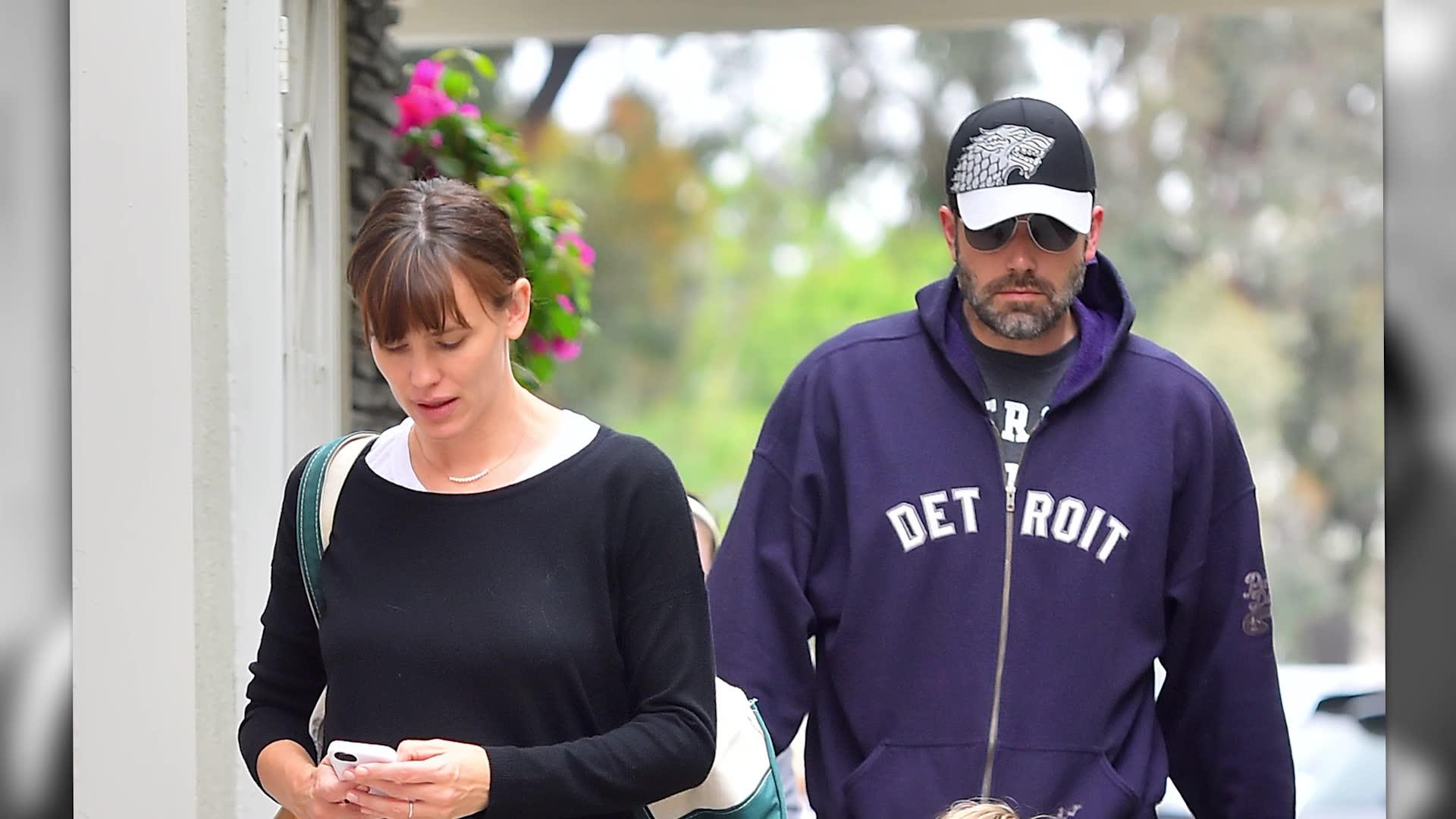 Is Ben Affleck and Jennifer Garner's Split Imminent?