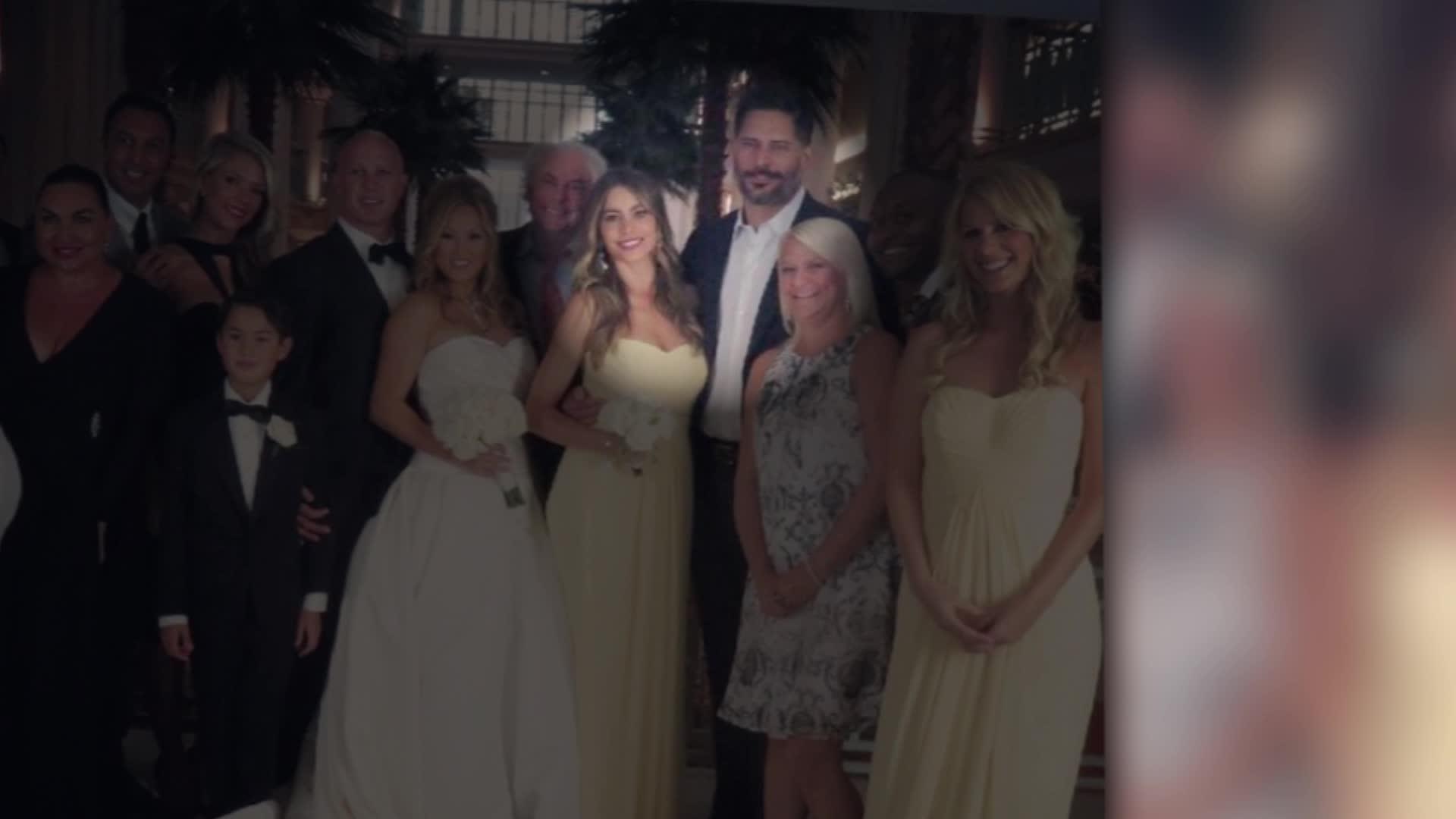 Sofia Vergara Shines as Bridesmaid Ahead of Own Wedding