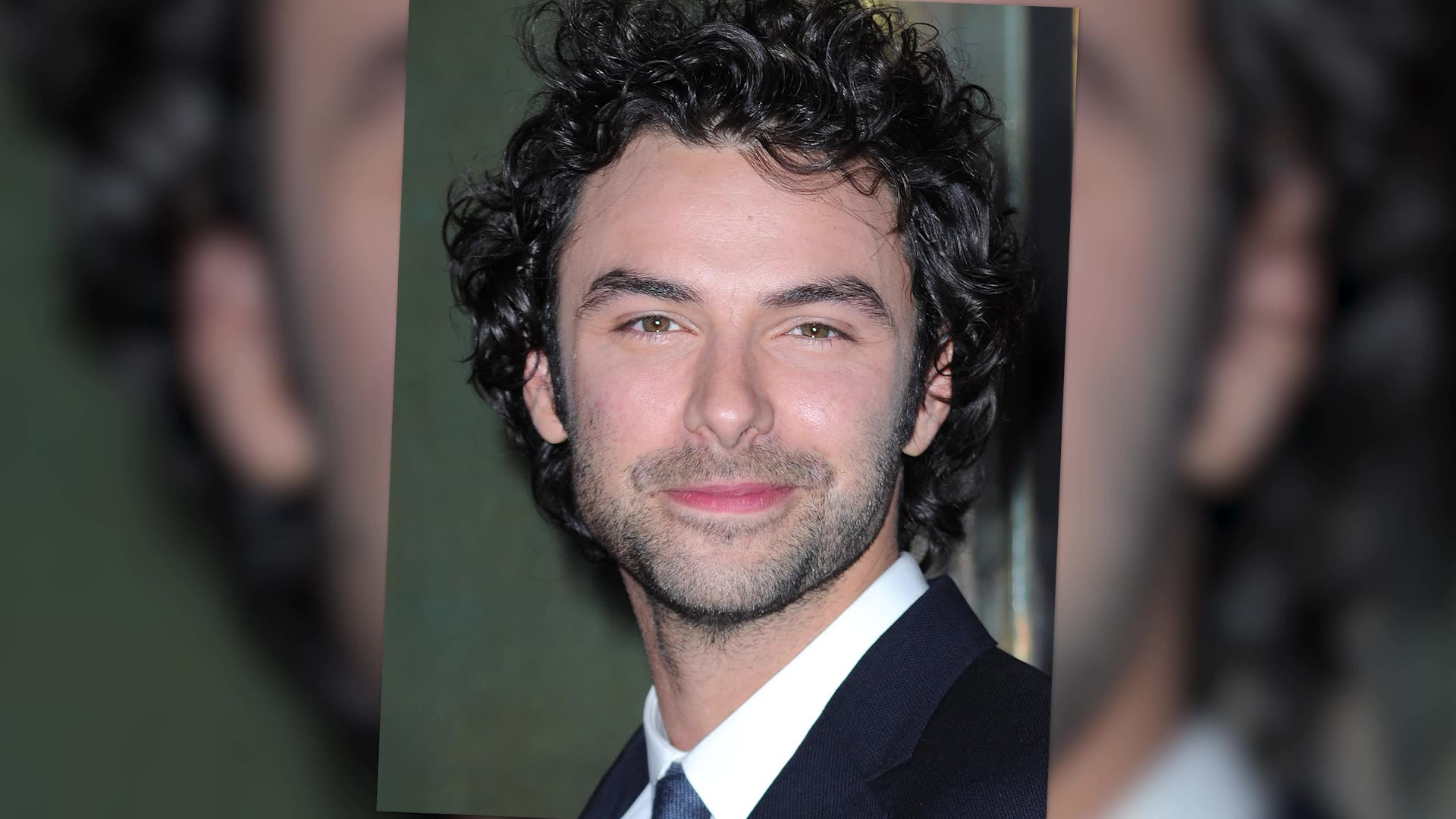 Man Crush Monday is All About Hobbit Star Aidan Turner