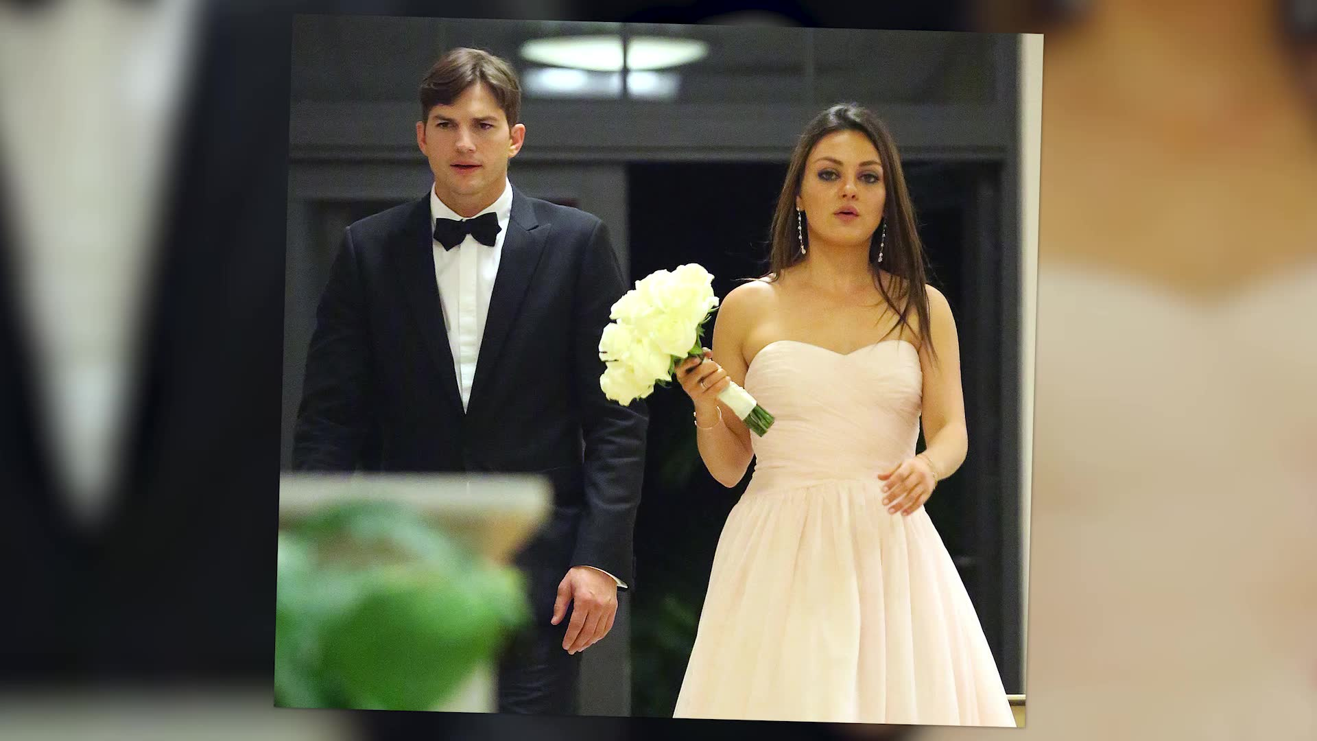 Mila Kunis And Ashton Kutcher Reportedly Married On 4th July