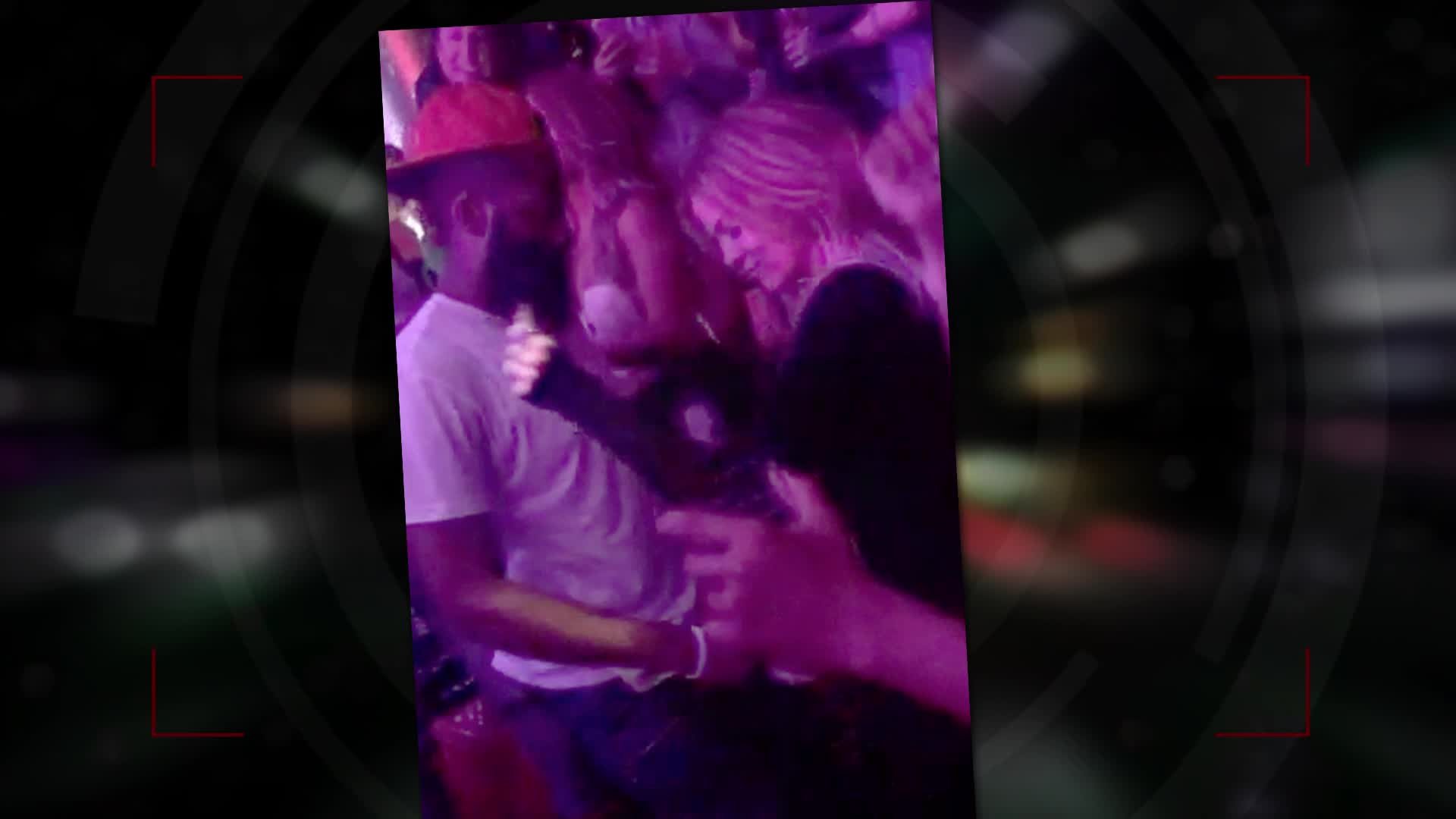 Khloe Kardashian & James Harden Spotted Partying in Vegas
